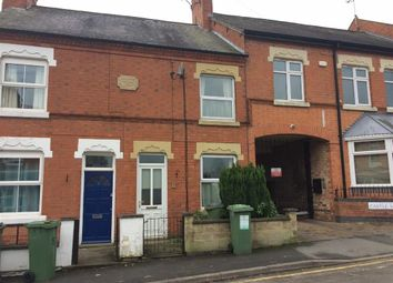 Thumbnail 2 bed terraced house to rent in Castle Road, Kirby Muxloe, Leicester
