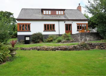 Thumbnail 4 bed detached house for sale in Lon Slwch, Brecon