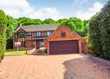 Thumbnail 5 bed detached house for sale in Chesterton Close, Hunt End, Redditch
