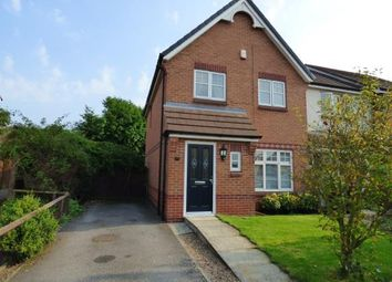 Thumbnail 3 bed end terrace house for sale in Fisher Close, Sutton-In-Ashfield