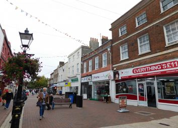 Thumbnail 2 bed flat to rent in 96A High Street, Poole, Dorset