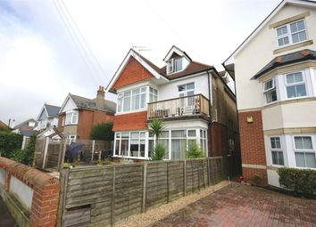 Thumbnail 3 bedroom maisonette for sale in Stourcliffe Avenue, Bournemouth, Dorset
