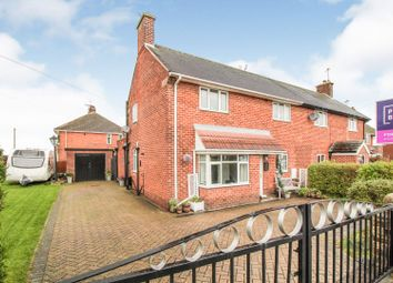 4 bed semi-detached house for sale in Melville Crescent, Chesterfield S43
