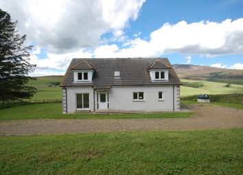 Thumbnail 4 bed end terrace house for sale in Glenrinnes, Dufftown