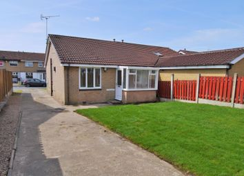 Thumbnail 2 bed semi-detached bungalow for sale in Hunters Close, Dinnington, Sheffield