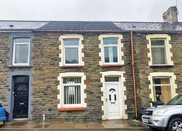 Thumbnail 3 bed terraced house for sale in Mary Street, Treharris