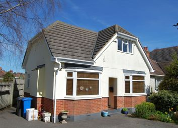 Thumbnail 3 bed detached bungalow to rent in Arley Road, Parkstone, Poole