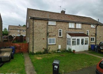 Thumbnail 4 bed semi-detached house for sale in Buchanan Road, Hemswell Cliff, Gainsborough