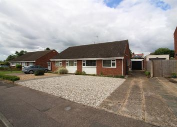 Thumbnail 2 bed bungalow for sale in Bridle Drive, Clapham, Bedford