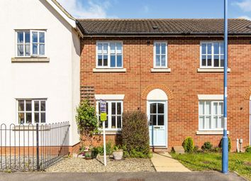 Thumbnail 2 bedroom terraced house for sale in Chervil Way, Great Cambourne, Cambridge