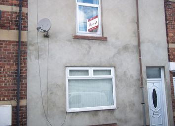Thumbnail 3 bedroom terraced house to rent in Seymour Street, Horden, Peterlee