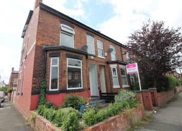 Thumbnail 4 bed end terrace house for sale in Grosvenor Road, Urmston, Manchester