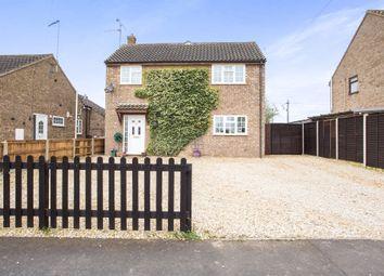 Thumbnail 4 bed detached house for sale in Paige Close, Watlington, King's Lynn