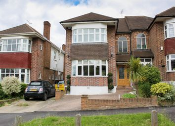 Thumbnail 3 bed semi-detached house for sale in Chiltern Way, Woodford Green