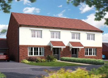 Thumbnail 3 bedroom detached house for sale in Falcon Way, Pear Tree Meadows, Nantwich