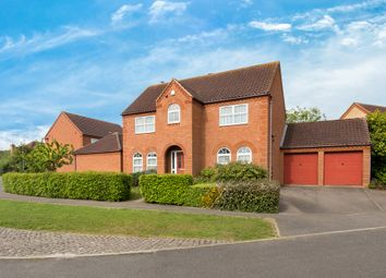 Thumbnail 4 bed detached house for sale in Skelton Place, St. Ives, Cambridgeshire