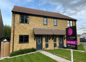 Celsea Place, Cholsey OX10. 3 bed semi-detached house for sale