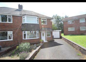 Thumbnail Semi-detached house for sale in Crossfield Avenue, Blythe Bridge, Stoke-On-Trent