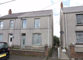Thumbnail 3 bed semi-detached house for sale in Abernant Road, Cwmgors, Ammanford