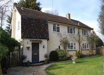 Thumbnail 5 bed detached house to rent in Gibson Lane, Haddenham, Aylesbury