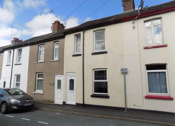 3 bed terraced house to rent in Park Row, Okehampton EX20