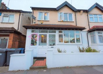Thumbnail 3 bed semi-detached house for sale in North End Road, London