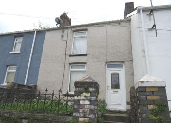 Thumbnail 2 bed terraced house for sale in Commercial Street, Maesteg