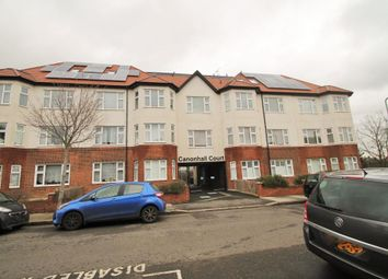 Thumbnail 2 bed flat for sale in Cannonhall Court, Newbury Park