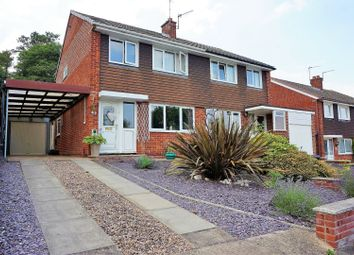 Thumbnail 3 bed semi-detached house for sale in Prestbury Road, Loughborough