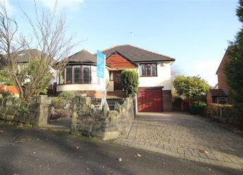 Thumbnail 3 bedroom detached bungalow for sale in Walkden Road, Worsley, Manchester