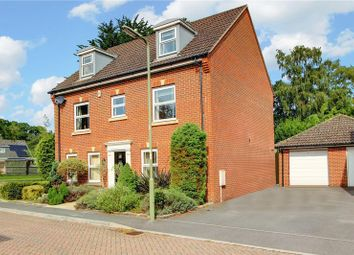 Thumbnail 6 bed detached house for sale in Knights Grove, North Baddesley, Hampshire