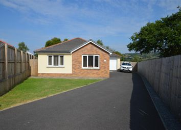 Thumbnail 3 bedroom detached bungalow for sale in Maes Llewelyn, Glanamman, Ammanford