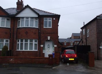 Thumbnail 5 bed detached house to rent in Moorfield Avenue, Withington, Manchester