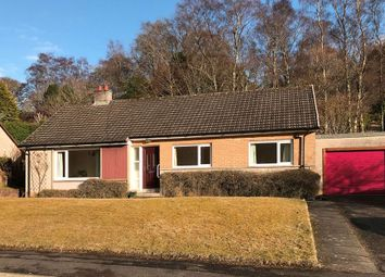 Thumbnail 3 bed detached bungalow for sale in 6 Baird Terrace, Callum's Hill, Crieff
