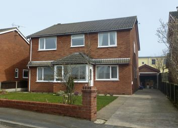 Thumbnail 1 bedroom property to rent in Rawstrone Close, Freckleton, Preston