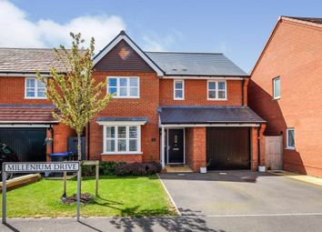 Thumbnail 4 bed detached house for sale in Millenium Drive, Amesbury, Salisbury