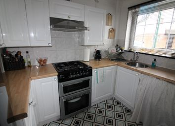 Thumbnail 1 bed semi-detached house to rent in Brownscroft, Old Basford