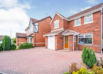 Thumbnail 3 bed detached house for sale in Wokefield Way, Eccleston, St. Helens, Merseyside