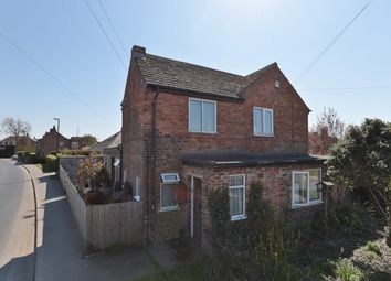 Thumbnail 3 bed detached house for sale in Wetherby Road, Rufforth, York