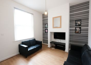 Thumbnail 4 bed shared accommodation to rent in Emmanuel Street, Preston, Lancashire