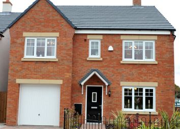 "Thumbnail 5 bed detached house for sale in ""The Winster"" at Newland Lane, Newland, Droitwich"