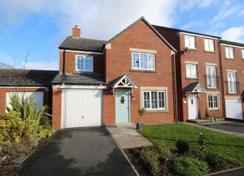 Thumbnail 4 bed detached house for sale in Barley Edge, Carlisle, Cumbria
