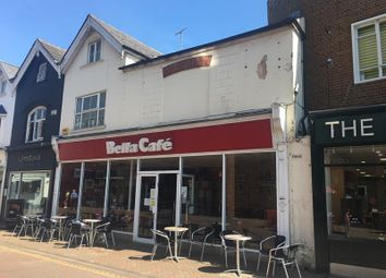 Thumbnail Restaurant/cafe for sale in 10 High Street, Aylesbury, Buckinghamshire