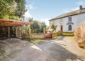 Thumbnail 3 bedroom end terrace house for sale in St Austell, Cornwall, Uk
