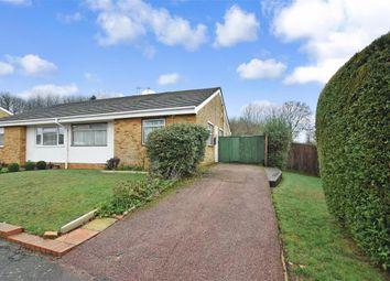 Thumbnail 2 bed semi-detached bungalow for sale in Woodlands, Coxheath, Maidstone, Kent