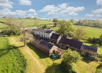 Thumbnail 4 bed detached house for sale in Cae'rmaenau-Fach, Llanddewi Velfrey, Narberth, Pembrokeshire