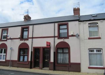 Thumbnail 2 bedroom property to rent in Dent Street, Hartlepool, Cleveland