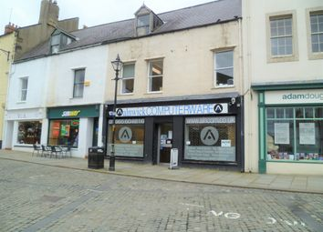 Thumbnail Retail premises to let in Alnwick, Northumberland