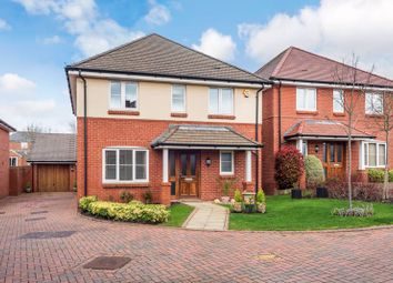 Thumbnail 3 bed detached house for sale in Crosstrees, Allotment Road, Sarisbury Green, Southampton