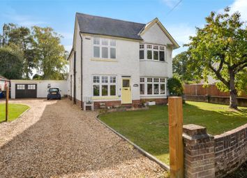 Thumbnail 4 bed detached house for sale in Moorlands Road, West Moors, Ferndown, Dorset